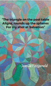 Line…up – Jamila Fitzgerald