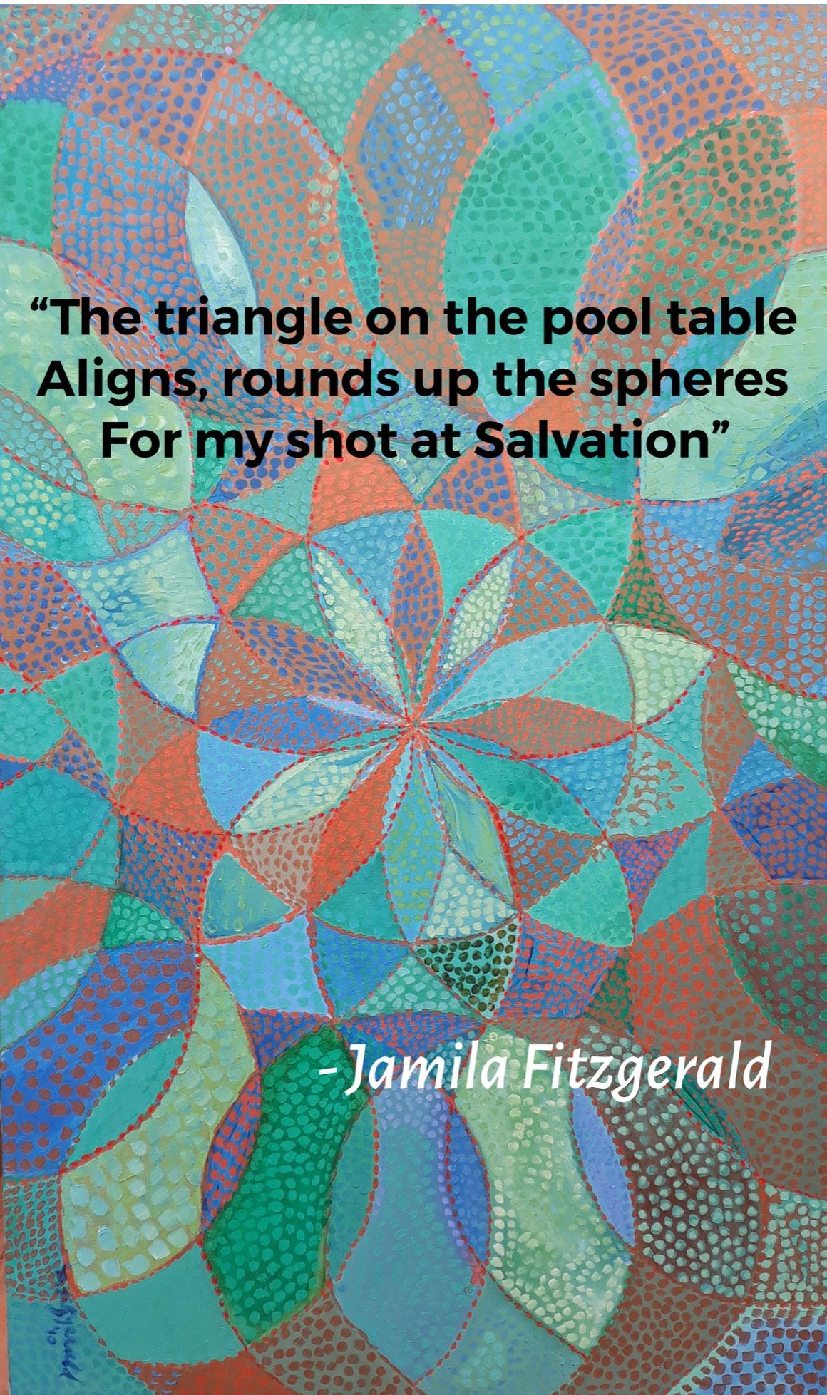 Line…up – Jamila Fitzgerald