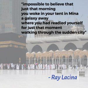 Eid al-Adha 2019 – Ray Lacina