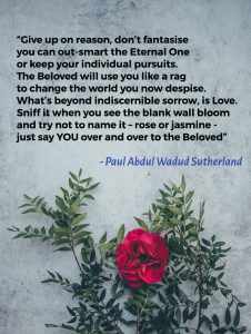 The Beloved – Paul Abdul Wadud Sutherland