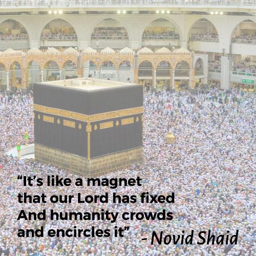 The Orphan's Song for the Kaaba – Novid Shaid