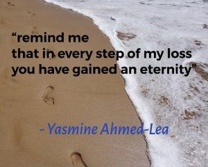 Eid's gift – Yasmine Ahmed-Lea