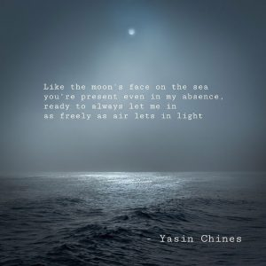 The pulse of remembrance – Yasin Chines