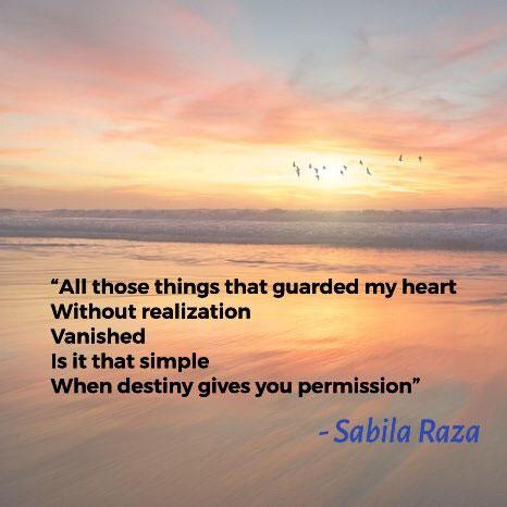 Truly Falling – Sabila Raza
