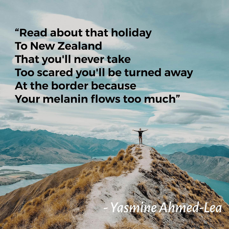Fate or defeat – Yasmine Ahmed-Lea