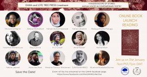 A Kaleidoscope of Stories Online Launch